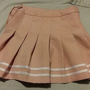 H&M School/ Cheerleader skirt. Size 8
